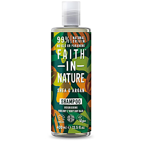Faith in Nature Shea & Argan Shampoo