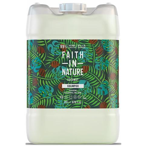 Faith in Nature Coconut Shampoo - 20L
