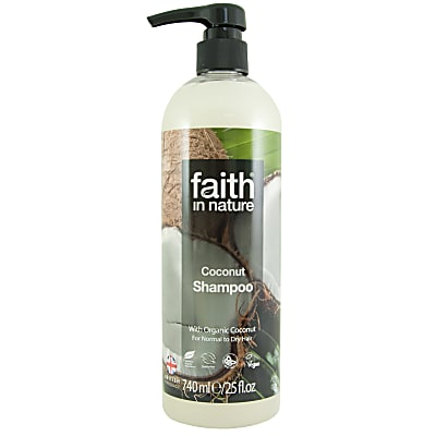 Faith in Nature Coconut Shampoo - 740ml
