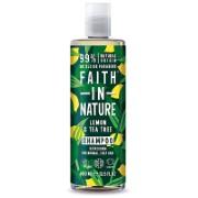 Faith in Nature Lemon & Tea Tree Shampoo Sample