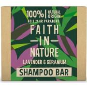 Faith in Nature Lavender & Geranium Shampoo Bar