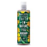 Faith in Nature Turmeric & Lemon Shampoo 400ml