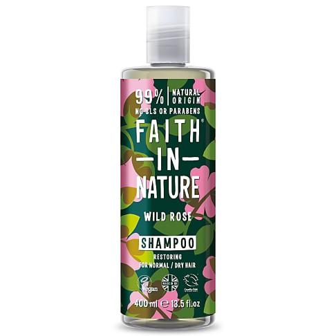 Faith in Nature Wild Rose Shampoo