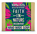 Faith in Nature Hand Made Dragon Fruit Soap