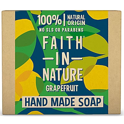 Faith in Nature Hand Made Grapefruit Soap