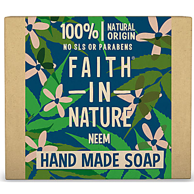Faith in Nature Hand Made Neem Soap