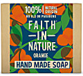 Faith in Nature Hand Made Orange Soap