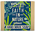 Faith in Nature Hand Made Rosemary Soap
