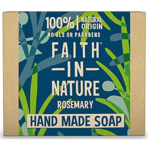 Faith in Nature Hand Made Rosemary Soap