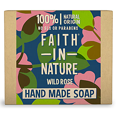 Faith in Nature Wild Rose Hand Made Soap