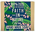 Faith in Nature Hand Made Tea Tree Soap