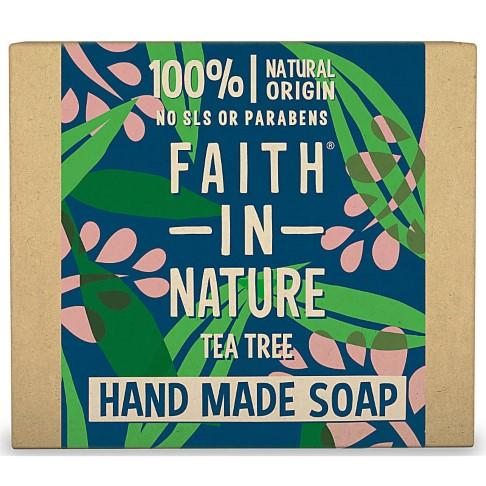 Faith in Nature Hand Made Tea Tree Soap