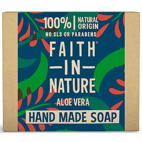 Faith in Nature Hand Made Aloe Vera Soap