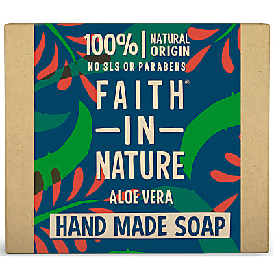 Faith in Nature Hand Made Aloe Vera Soap
