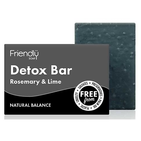 Friendly Soap Detox Bar