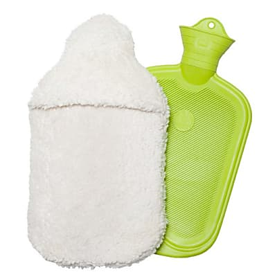 Fair Squared Hot Water Bottle with Cover