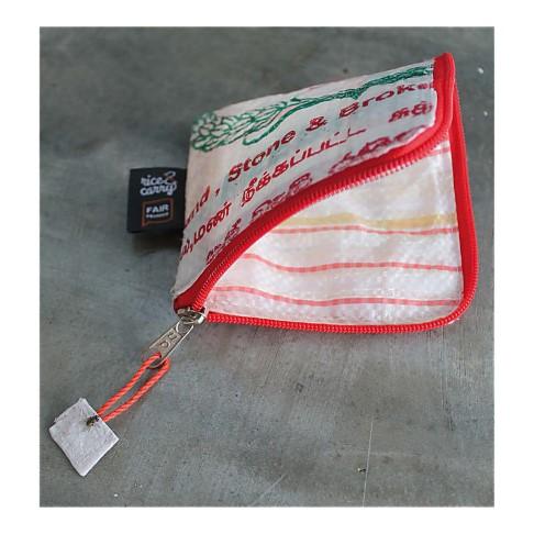 Fair Squared Soap Bag