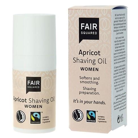 Fair Squared Apricot Shaving Oil for Women - 15ml