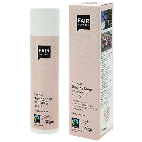 Fair Squared Apricot Shaving Soap - 250ml