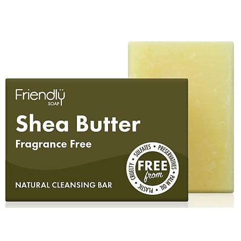 Friendly Soap Shea Butter Cleansing Bar