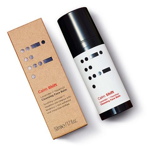 Five Dot Calm Shift Lavender & Hazelnut Cleansing Face Balm
