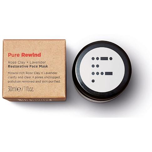 Five Dot Pure Rewind Rose Clay & Lavender Restorative Mask