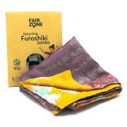 FAIR ZONE Furoshiki Cloth Gift Wrap - Jumbo