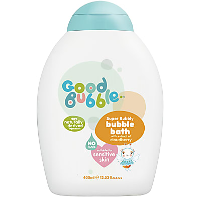 Good Bubble Super Bubble Bubble Bath with Cloudberry Extract