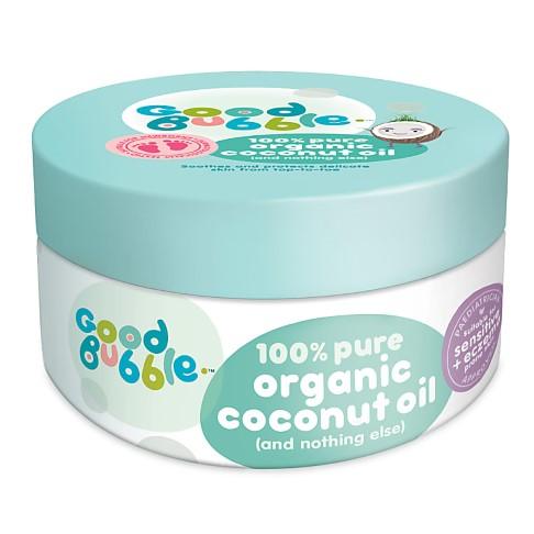 Good Bubble 100% Pure Organic Coconut Oil