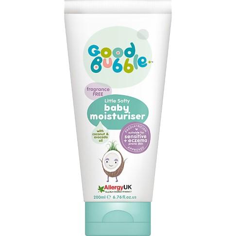 Good Bubble Fragrance Free Moisturiser 200ml