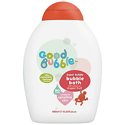 Good Bubble Super Bubbly Bubble Bath with Dragon Fruit Extract