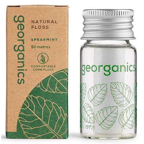 Georganics Natural Floss - Spearmint
