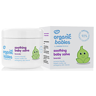 Green People Organic Soothing Baby Salve