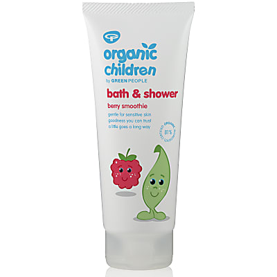 Green People Berry Smoothie Bath & Shower
