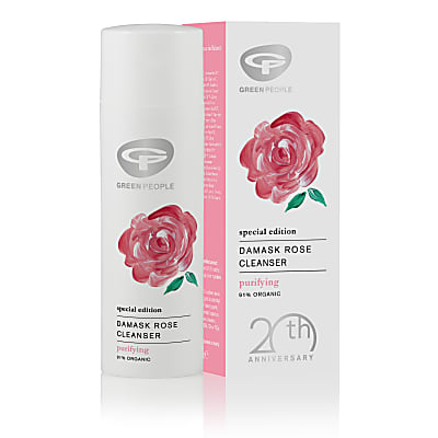 Green People Damask Rose Cleanser