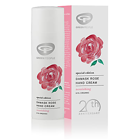 Green People Damask Rose Hand Cream
