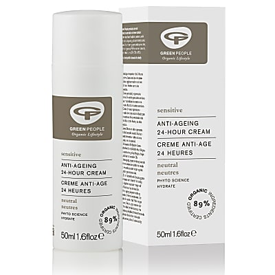 Green People Neutral Scent Free 24hr Cream