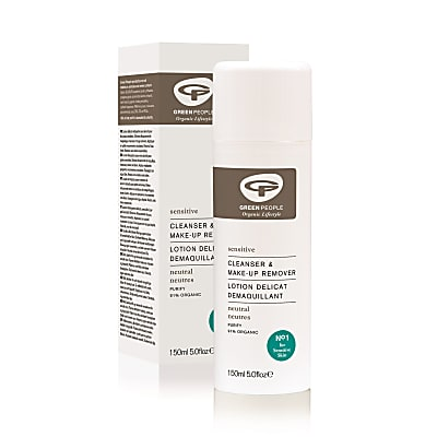 Green People Sensitive Scent Free Cleanser - 150ml