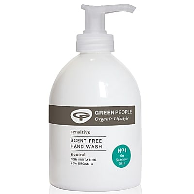 Green People Neutral/Scent Free Handwash