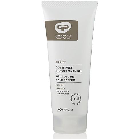 Green People Neutral Scent Free Shower Bath Gel