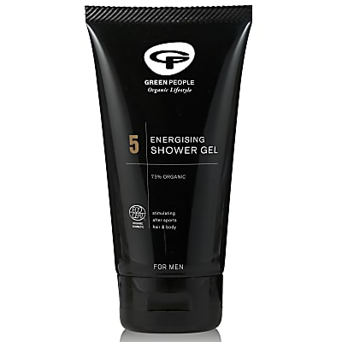 Green People For Men - No. 5: Energising Shower Gel