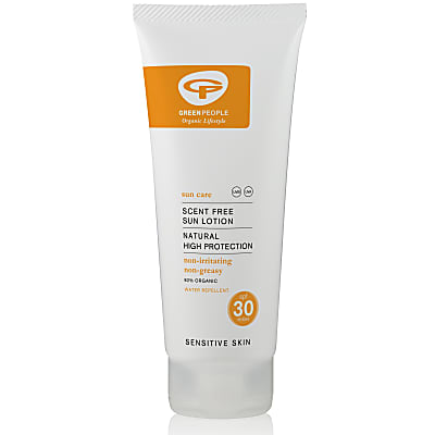 Green People No Scent Sun Lotion SPF 30 200ml