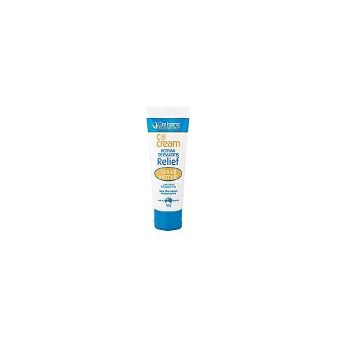 Grahams Natural C+ Cream - Eczema & Dermatitis Relief