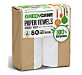 Greencane 2 Ply Kitchen Towels (70 Sheets) 2 Pack