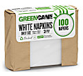 Greencane Paper - 2-ply Napkins (100 in a pack)