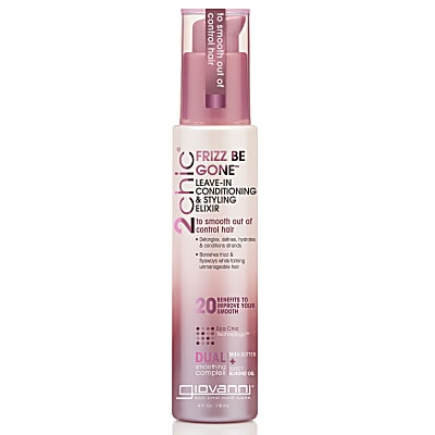 Giovanni 2chic Frizz Be Gone Leave in Conditioning & Styling Elixir