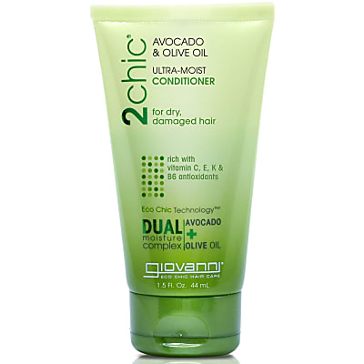 Giovanni 2Chic Ultra-Moist Conditioner - Travel Size