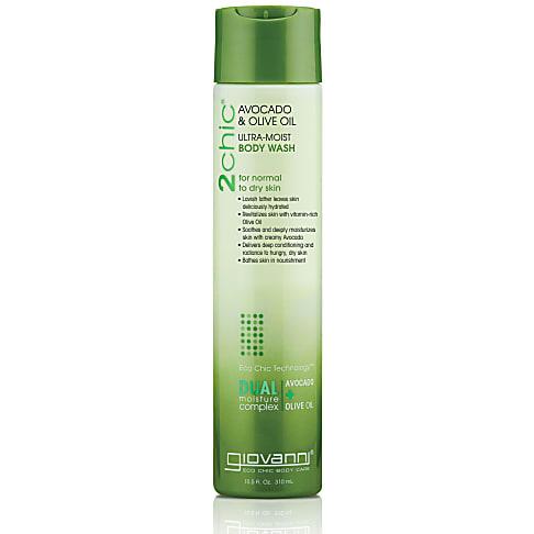 Giovanni 2chic Ultra-Moist Body Wash - Avocado & Olive Oil