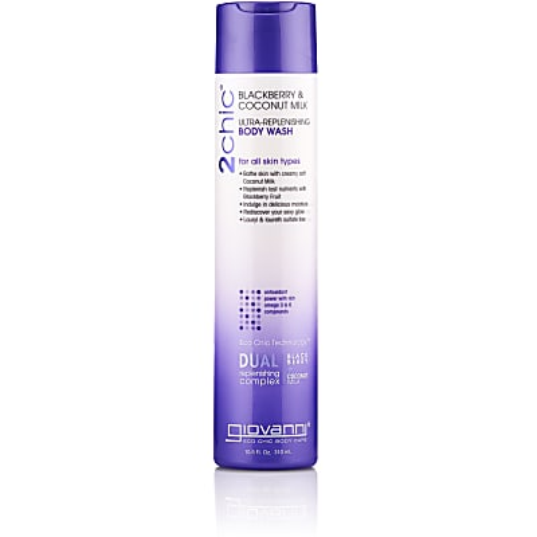 Giovanni 2-chic Ultra-Replenishing Body Wash - Blackberry & Coconut Milk