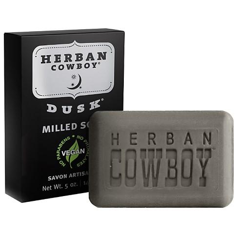 Herban Cowboy Bar Soap - Dusk